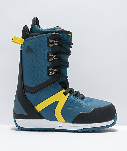 Burton Kendo Blue Snowboard Boots 2021