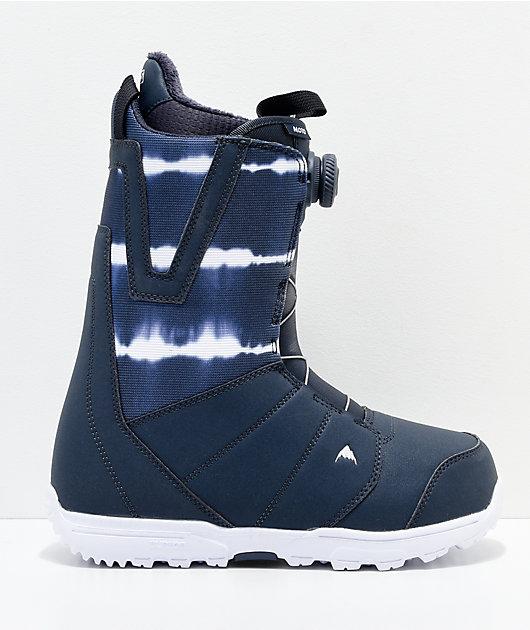 Burton Moto Boa Midnite Blue Snowboard Boots 2019