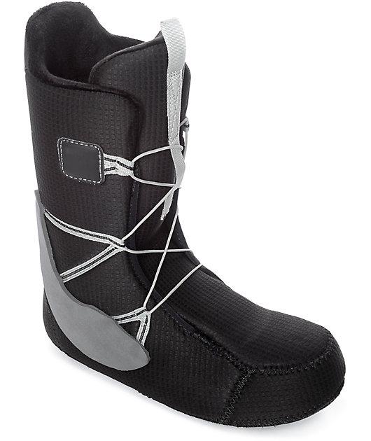 Memorándum Ya vestir  Burton Moto Boa botas de snowboard en negro | Zumiez