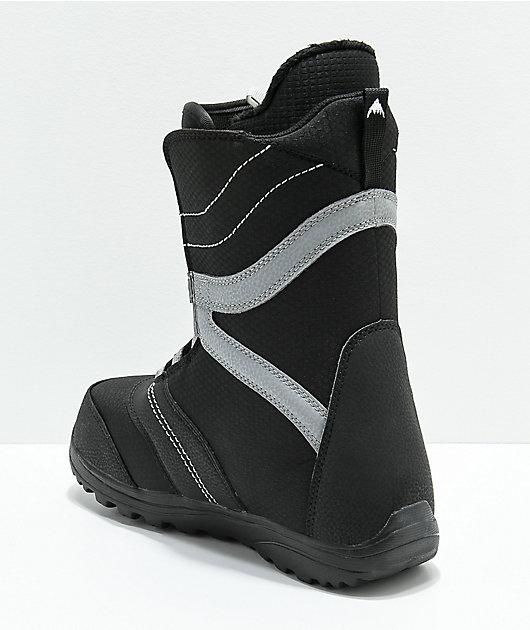 Burton Womens Coco Black Snowboard Boots 2019