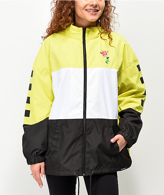By Samii Ryan Let Me Go Colorblock Windbreaker Jacket