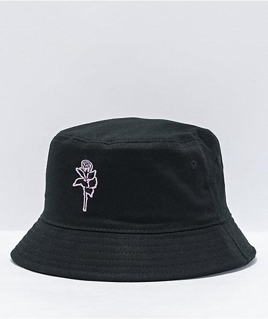 By Samii Ryan Lust Black Bucket Hat