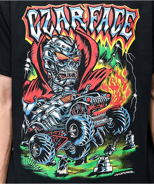 CZARFACE Grave Czar Black T-Shirt