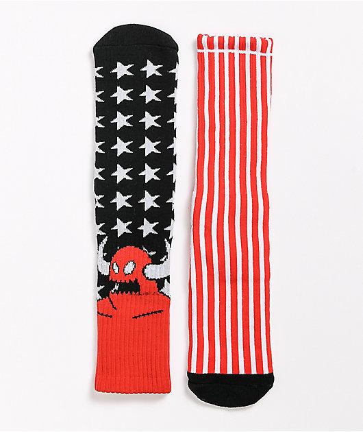 Calcetines American Monster de Toy Machine