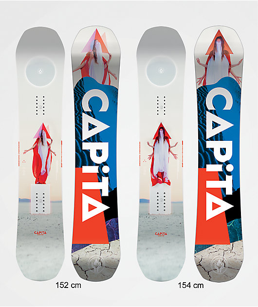 Capita Defenders Of Awesome Snowboard 2022