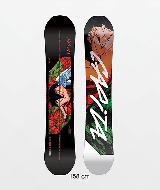 Capita Indoor Survival Snowboard 2022