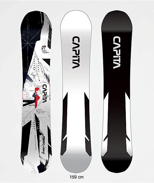 Capita Mercury Snowboard 2022