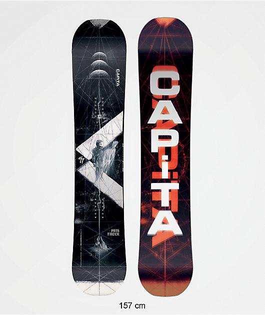 Capita Pathfinder Reverse Camber Snowboard 2022