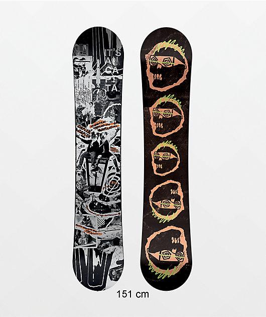 Capita Scott Stevens Pro Snowboard 2022