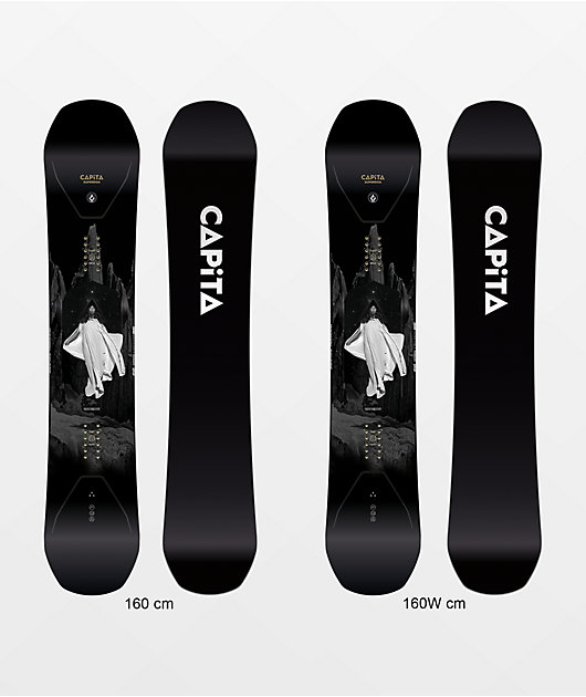 Capita Super Defenders Of Awesome Snowboard 2021