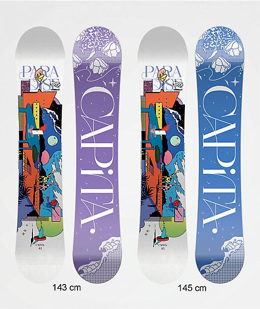Capita Women's Paradise Snowboard 2022
