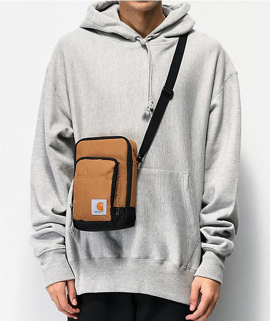 Carhartt Legacy Brown Shoulder Bag