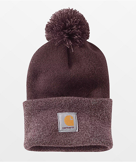 Carhartt Lookout Deep Wine Beanie