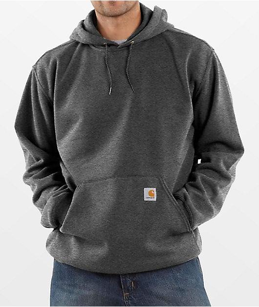 Carhartt Workwear Dark Grey Hoodie