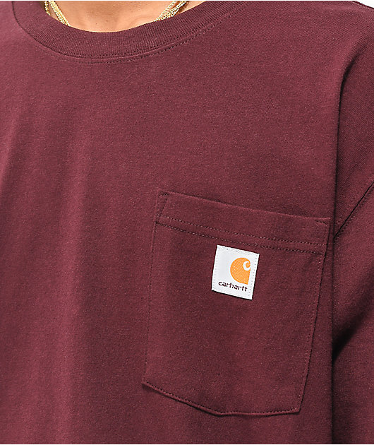 Carhartt Workwear Port camiseta con bolsillo