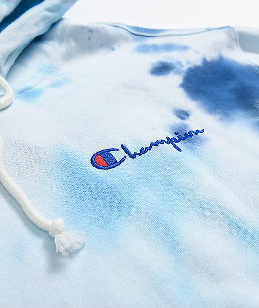 Champion Big Sky Blue Hoodie