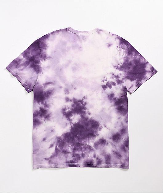 Champion Big Sky Purple Cloud Dye T-Shirt