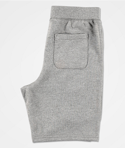 Champion Boys Grey Fleece Shorts