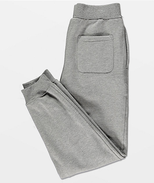 Champion Boys Oxford Grey Jogger Sweatpants