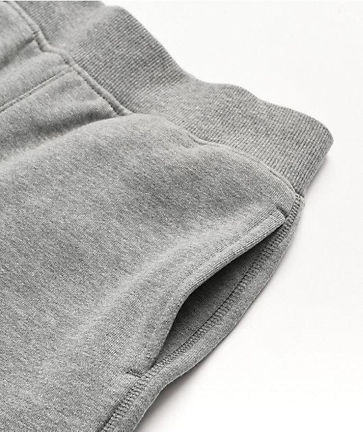 Champion Boys Premium Grey Sweat Shorts