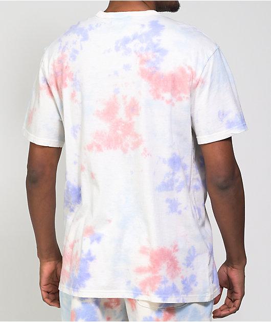 Champion Charm Blue, Pink, & Purple Sun Wash T-Shirt