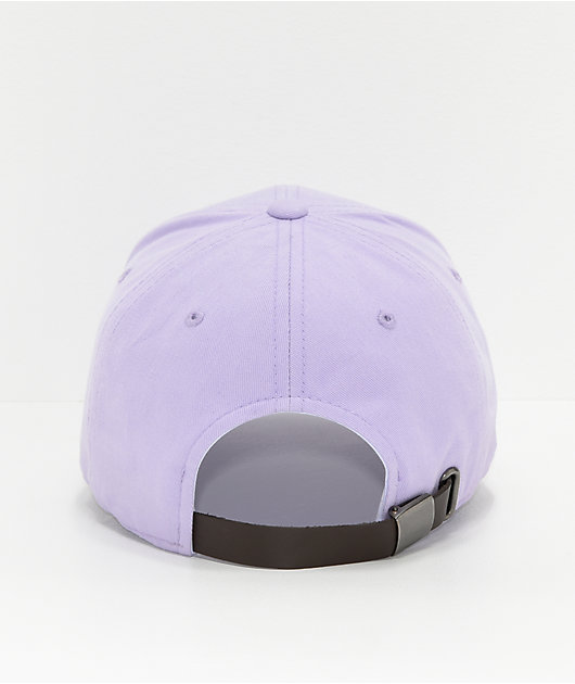 Champion Classic Twill Pale Violet Rose Strapback Hat