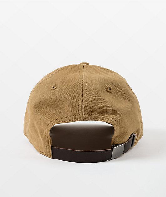 Champion Classic Twill Whole Wheat Strapback Hat