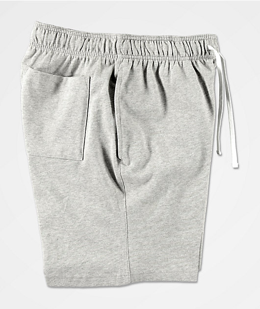 Champion Heavyweight Grey Sweat Shorts