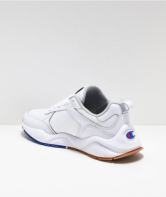 Champion Men's 93 Eighteen Classic White Shoes