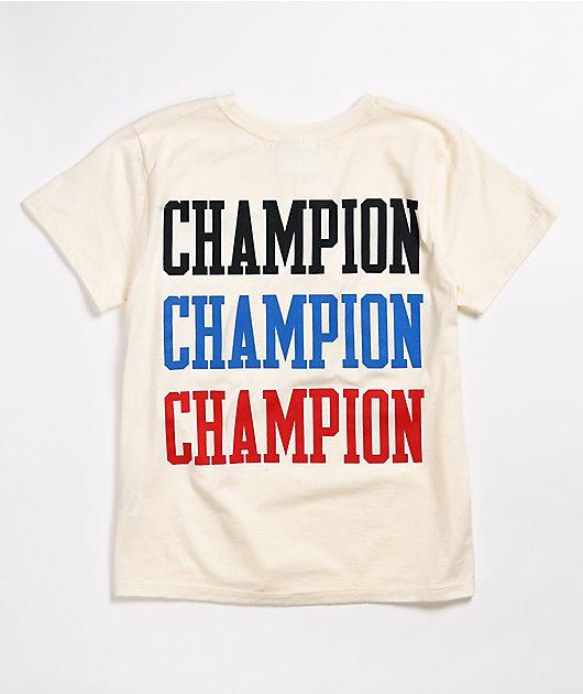 Champion Original Chalk White T-Shirt