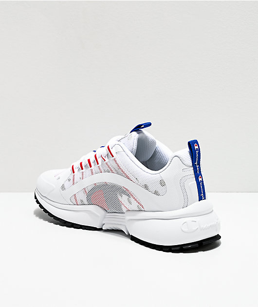 Champion RF Pro Runner Red, White & Blue Shoes