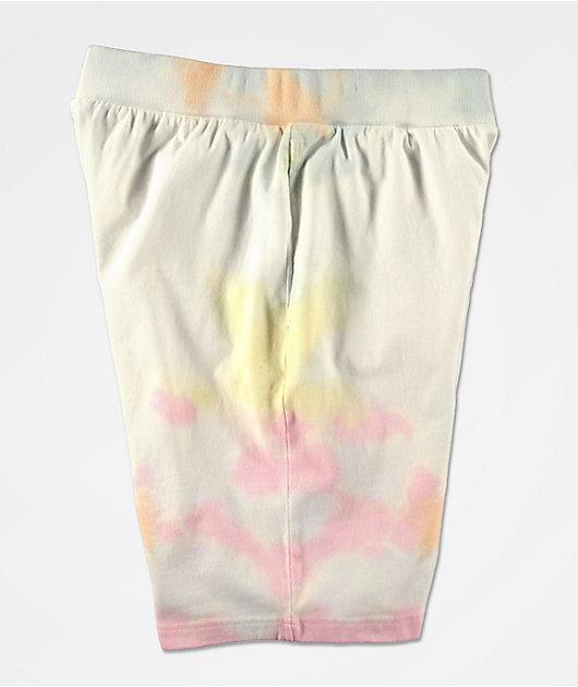 Champion Rainbow Cloud Dye Sweat Shorts