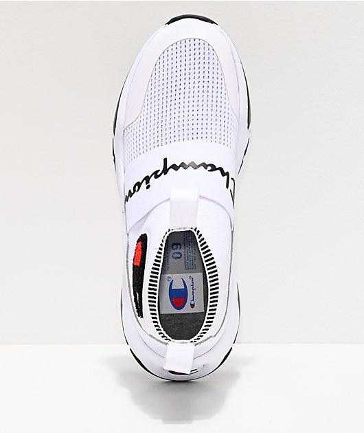 Champion Rally Pro zapatos blancos y negros