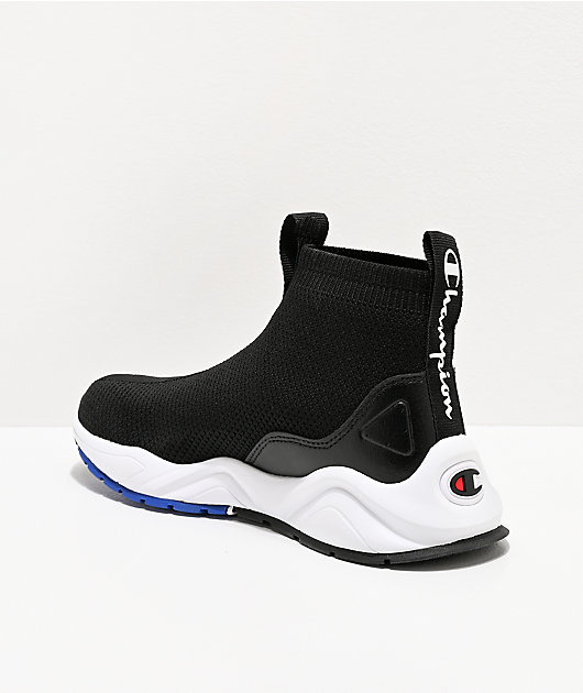 Champion Rally TK zapatos negros