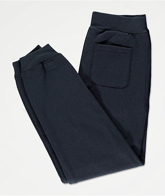 Champion Small C jogger pantalones deportivos azules para niños
