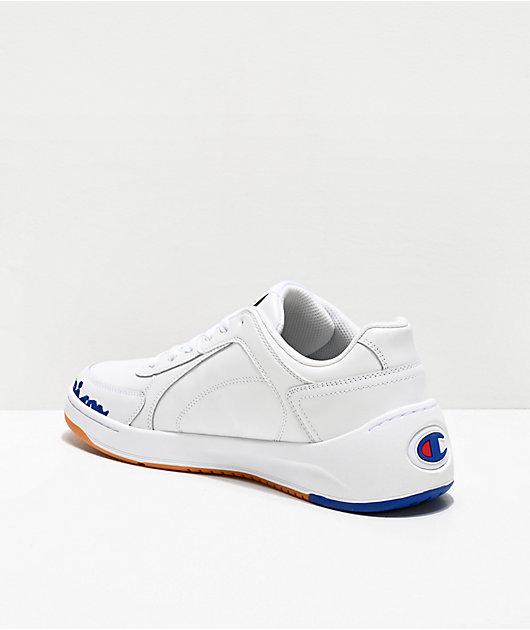 Champion Super C Court Low White Shoes