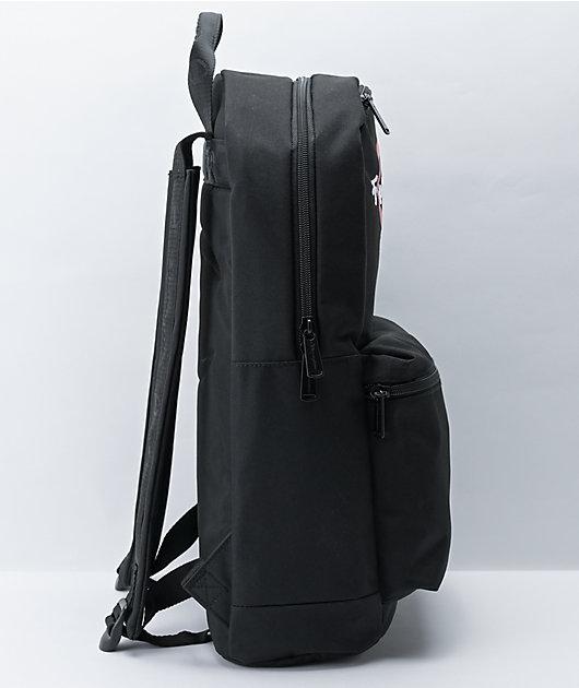 Champion Supercize 3.0 Kanji Black Backpack