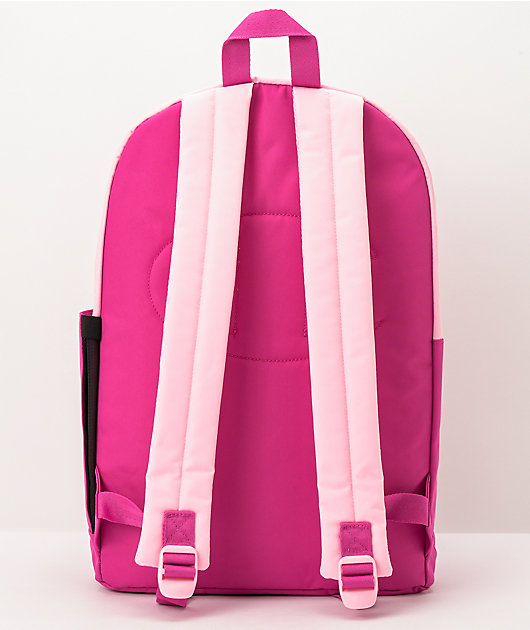 Champion Supercize Pink Colorblock Backpack