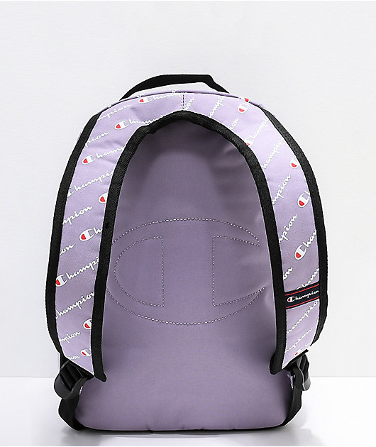 Champion Supercize Smoked Lilac Mini Backpack