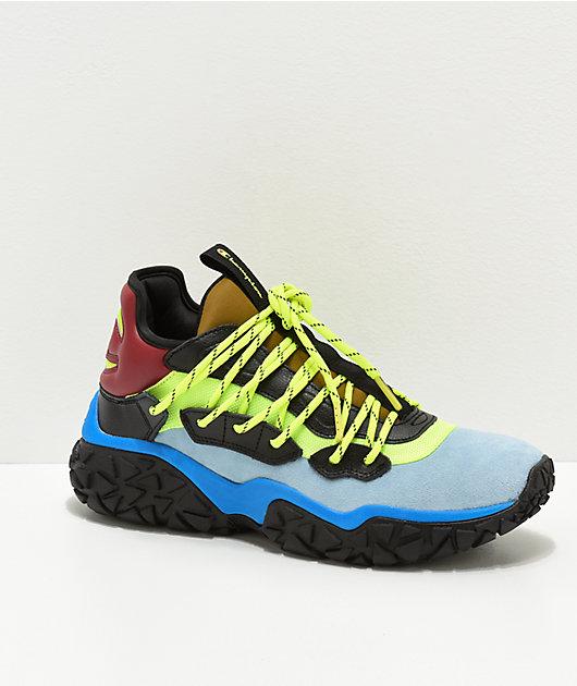 Champion Tank Black \u0026 Multicolor Shoes