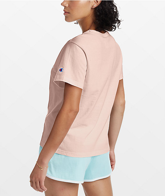 Champion The GF Delicate Pink T-Shirt
