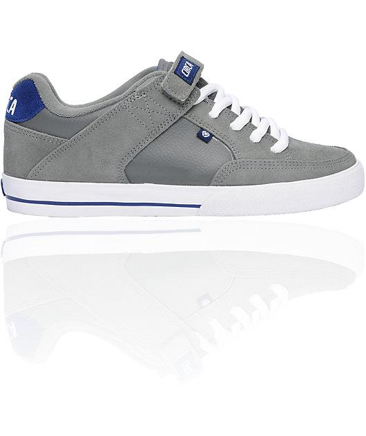 Circa 205 Vulc Dove \u0026 Pewter Shoes   Zumiez
