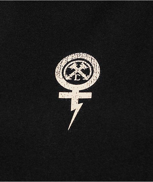 Civil Baddies Tour Black Drop T-Shirt