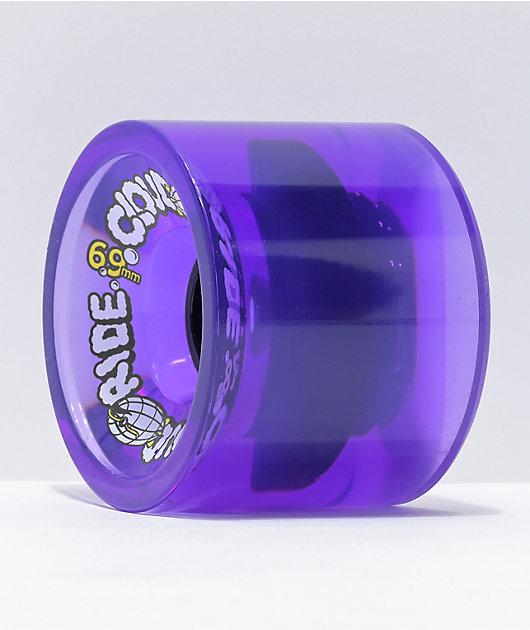 Cloud Ride Purple 69mm 78a Cruiser Wheels