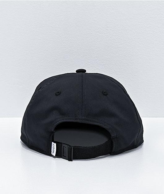 Coal Scott Stevens Australian Shepherd Strapback Hat