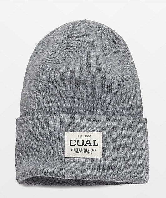 Coal The Uniform Heather Grey Beanie