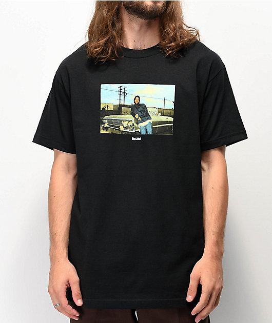 Color Bars x Boyz In The Hood Doughboy Black T-Shirt