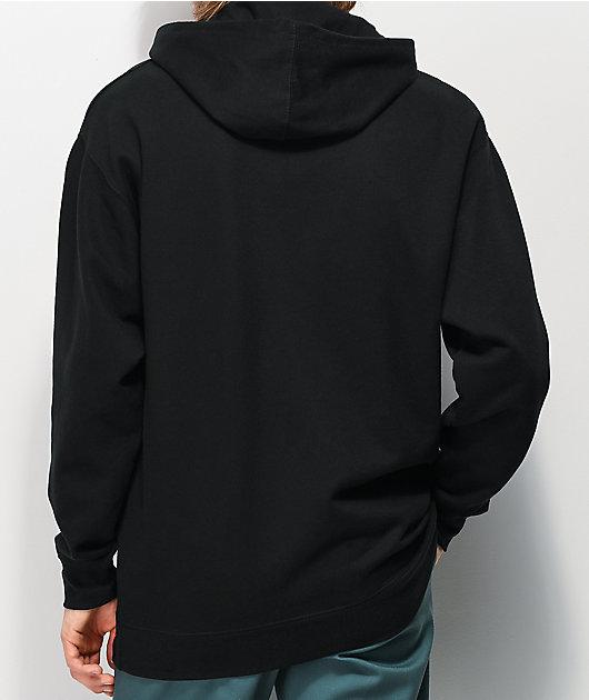Common Servin' Em sudadera con capucha negra