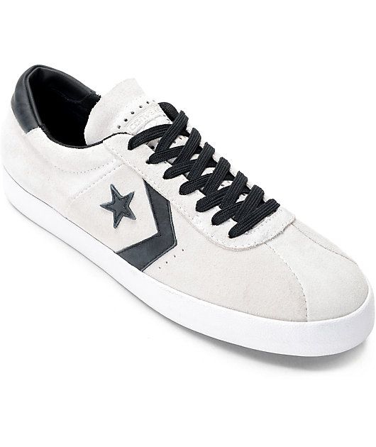 Converse Breakpoint Pro Ox White, Black