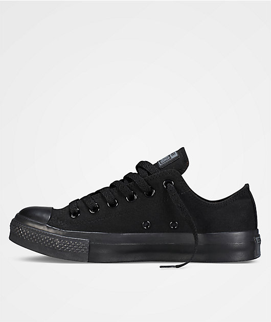 Converse Chuck Taylor All Star All Ox Black Shoes